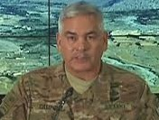 General Campbell News Brief On Kunduz Hospital Attack