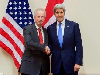 Stéphane Dion John Kerry