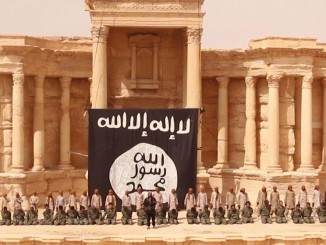 Islamic State ISIS Executes Syrian Soldiers